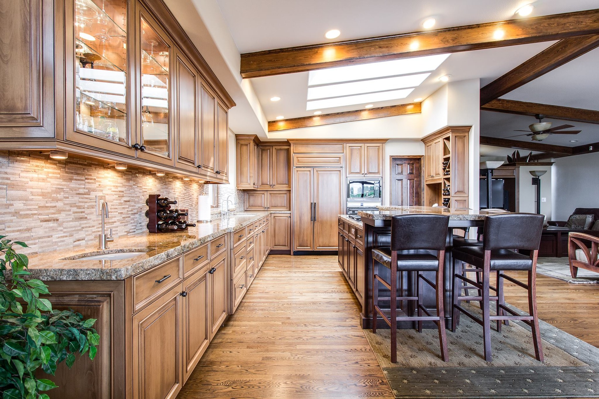 Passive Kitchen Remodeling EcoBuild+