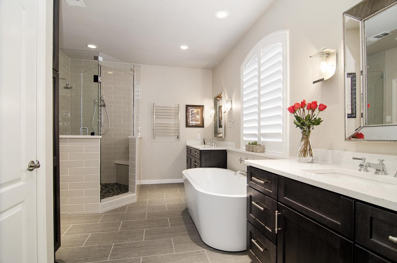 Passive Bathroom Remodeling