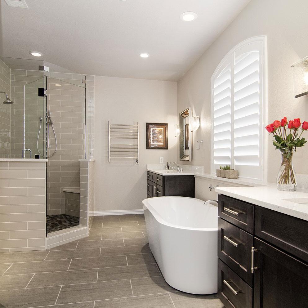 Bathroom Remodeling EcoBuild+